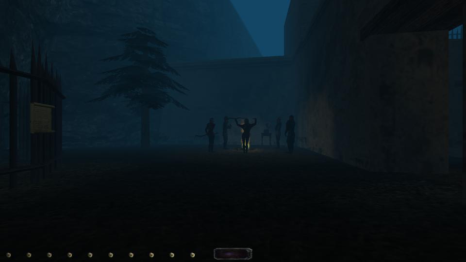 Dracula screen - Dance